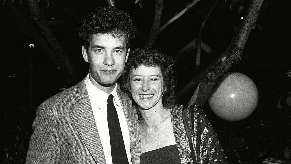 Tom Hanks ex-wife Samantha Lewes