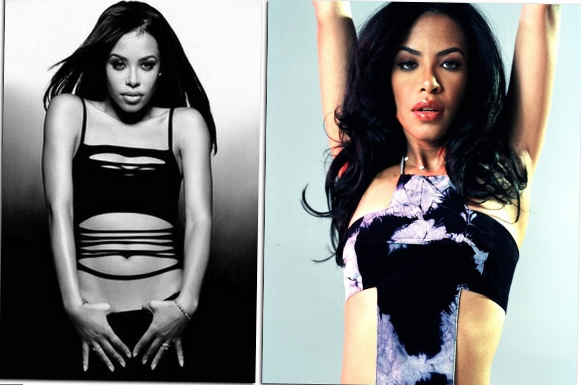 Aaliyah Height