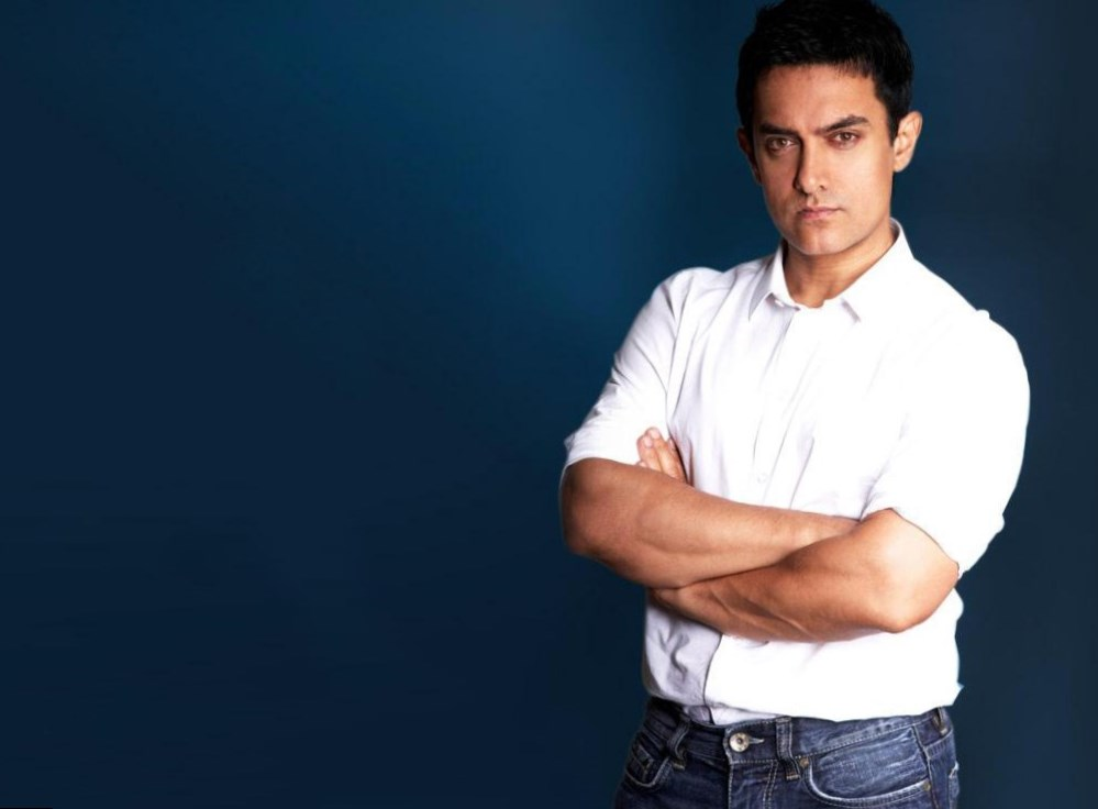 Aamir Khan weight, height and age. Body measurements!
