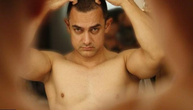 Aamir Khan Weight