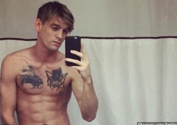 Aaron Carter Weight