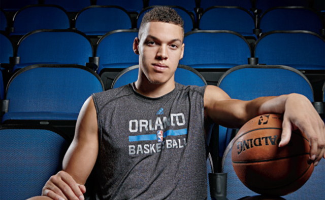 Aaron Gordon Body Measurement