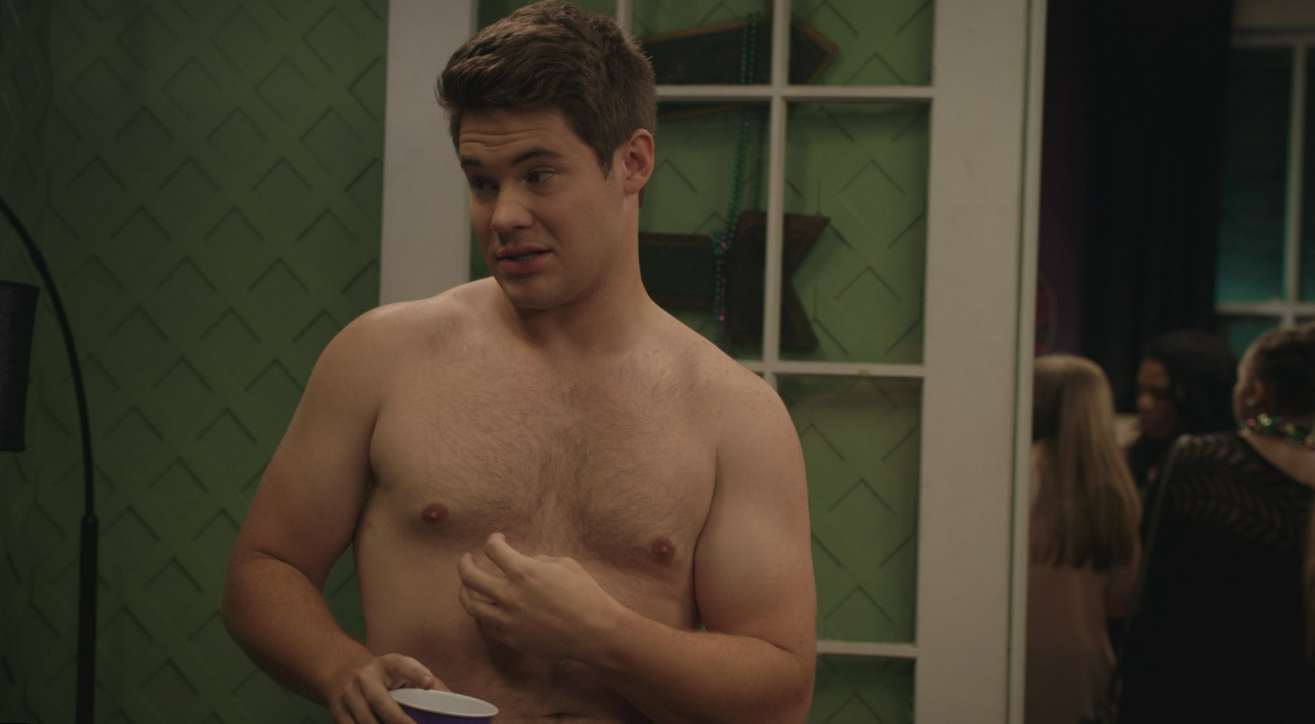 Adam Devine Body Measurement