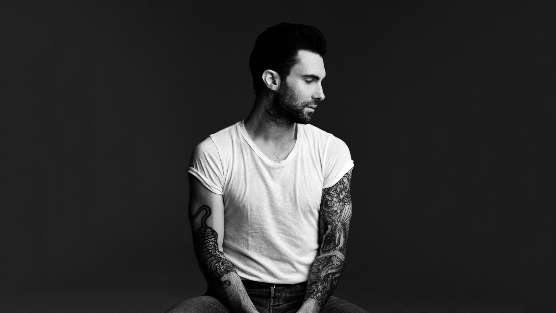 Adam Levine Weight