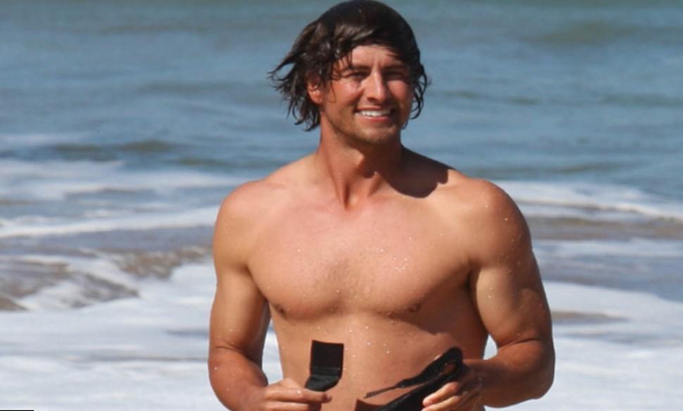 Adam Scott (golfer) Body Measurement