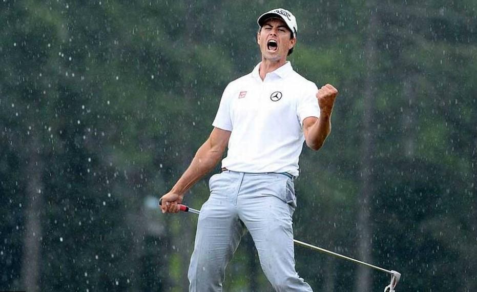 Adam Scott (golfer) Height