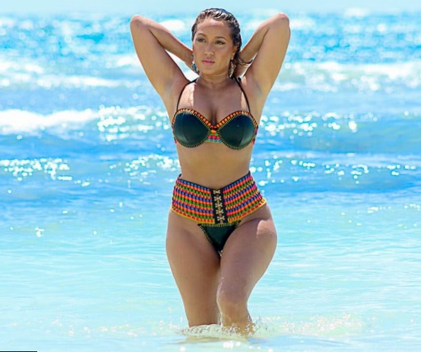 Adrienne Bailon Weight Height And Age Body Measurements