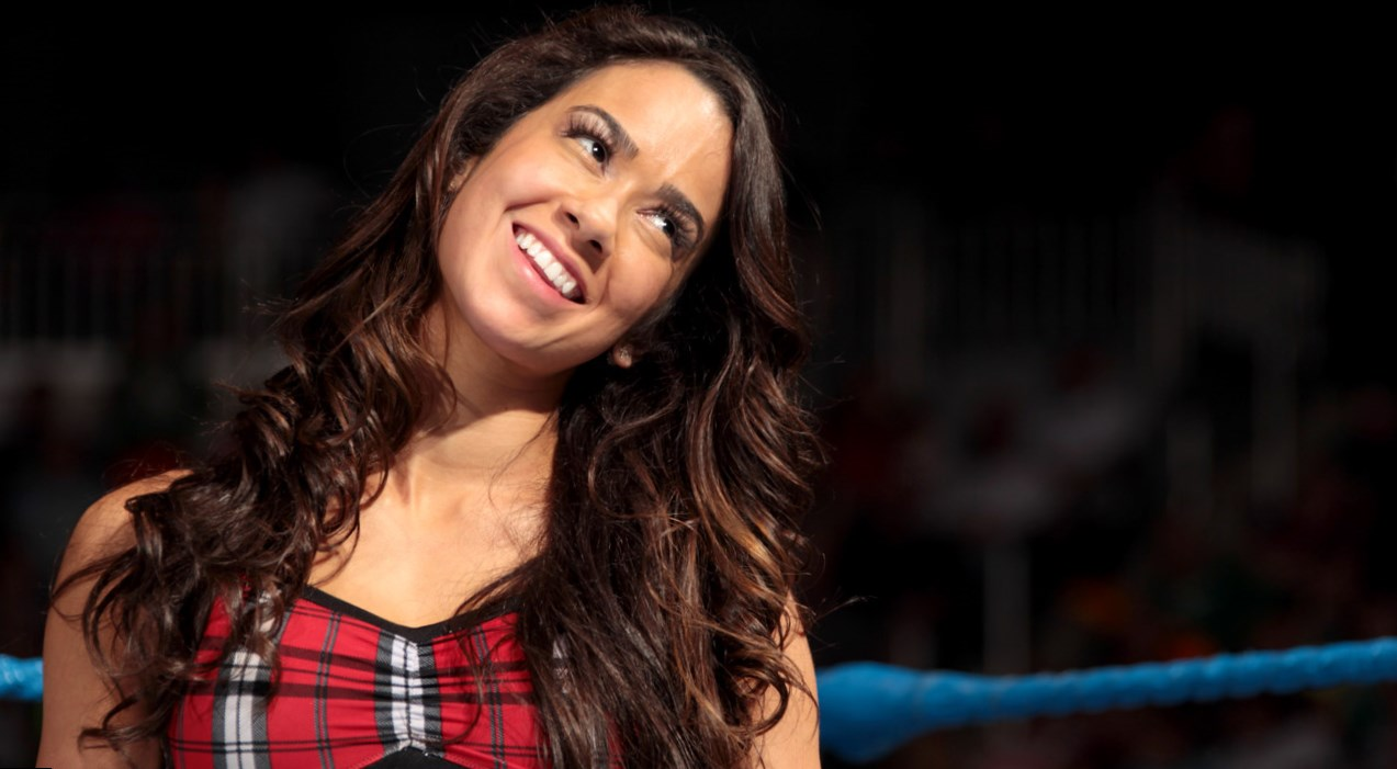AJ Lee Height, Weight, Age. Body Measurements