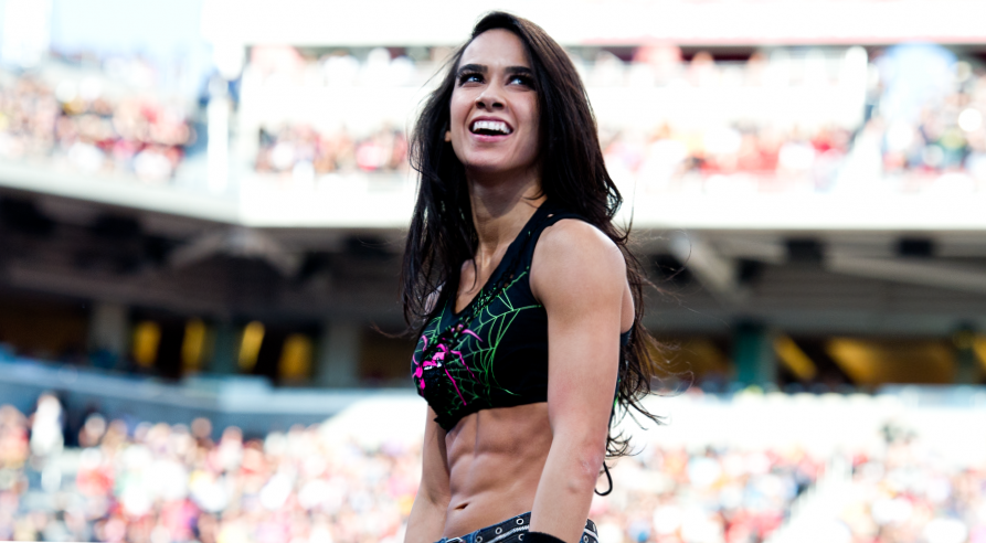 AJ Lee Height