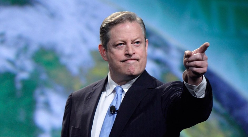 Al Gore Weight