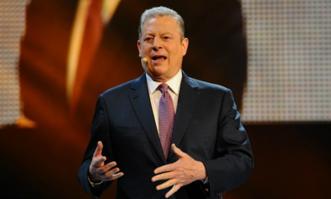 Al Gore Body Measurement
