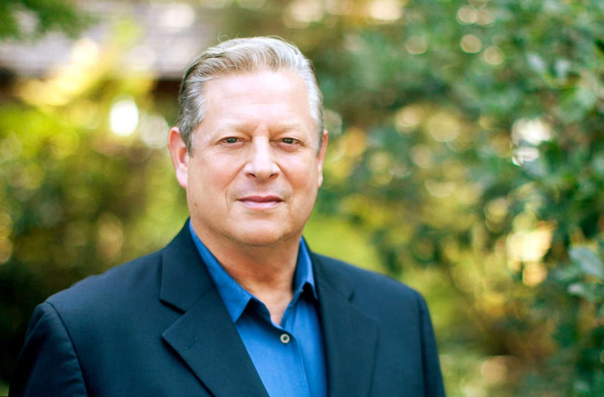 Al Gore Height