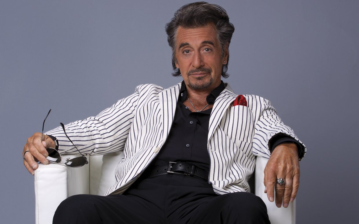 Al Pacino Height, Weight, Age