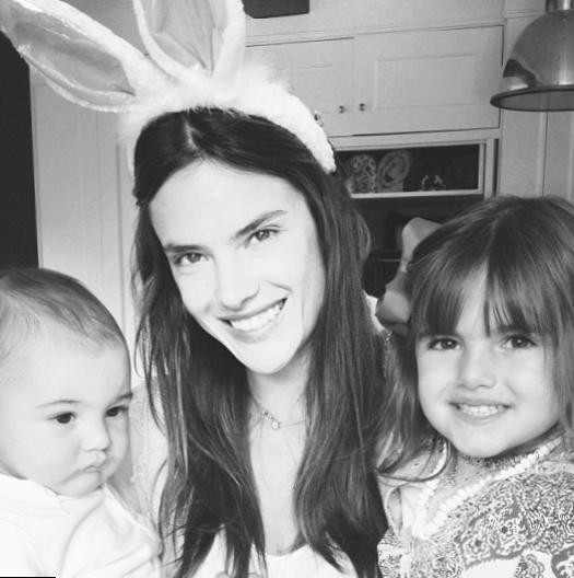 Alessandra Ambrosio Children: