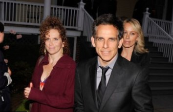 Ben Stiller Siblings