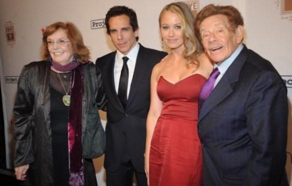 Ben Stiller Family