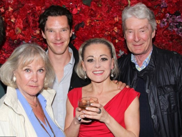 Benedict Cumberbatch Family