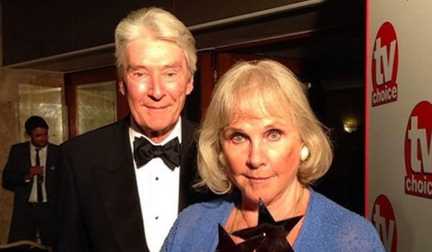 Benedict Cumberbatch Parents