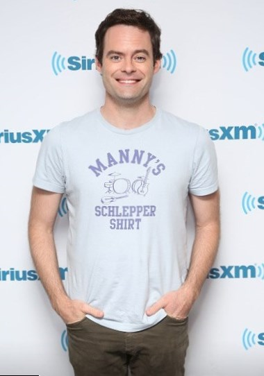 Bill Hader Height, Weight, Age