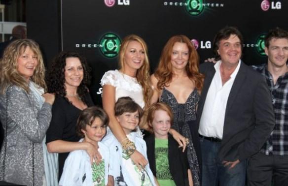 Blake Lively Family