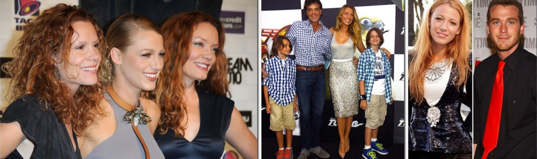 Blake Lively family: siblings, parents, children, husband