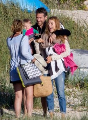 Blake Lively family: siblings, parents, children, husband