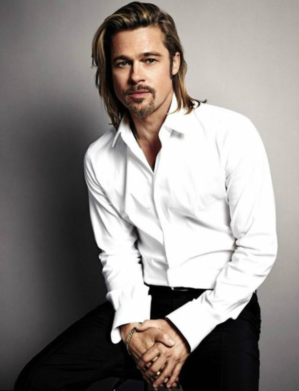 Brad Pitt Height, Weight, Age