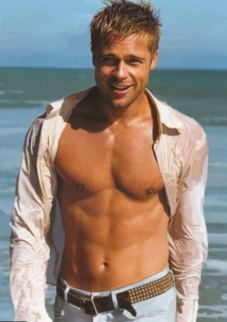 Brad Pitt Height, Weight, Age