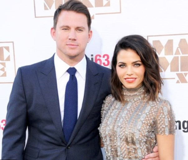 Channing Tatum Family