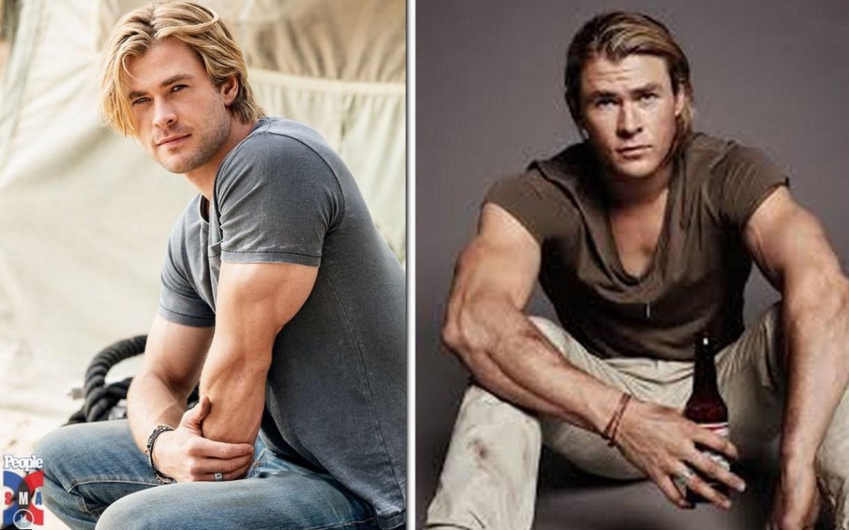 Chris Hemsworth weight...