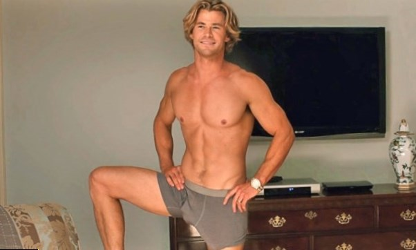 Chris Hemsworth Body measurement