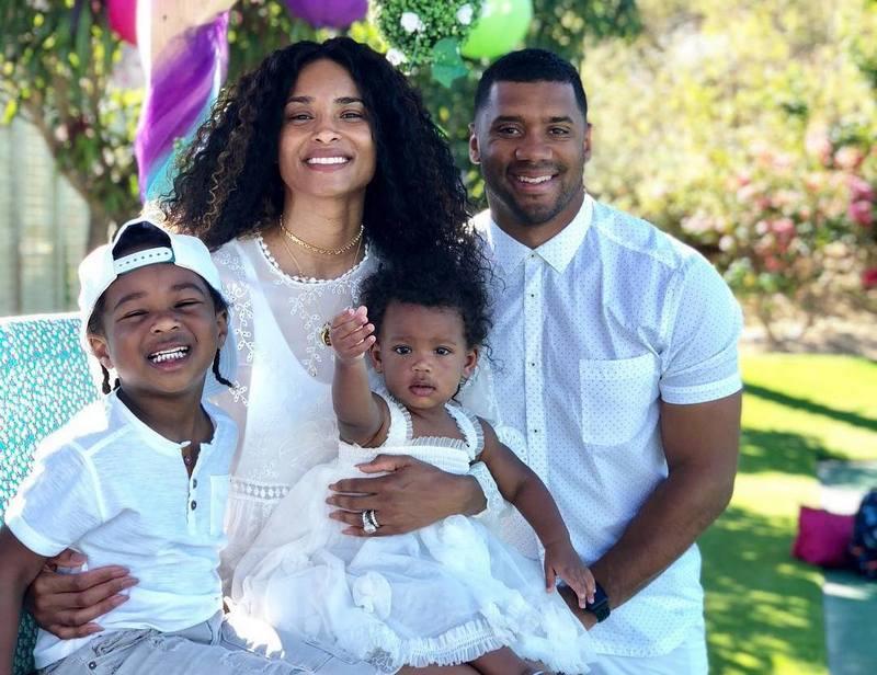 Ciara's family