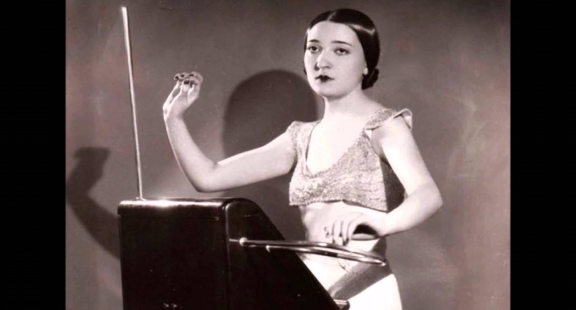 Clara Rockmore Height