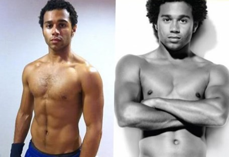 Corbin Bleu Weight