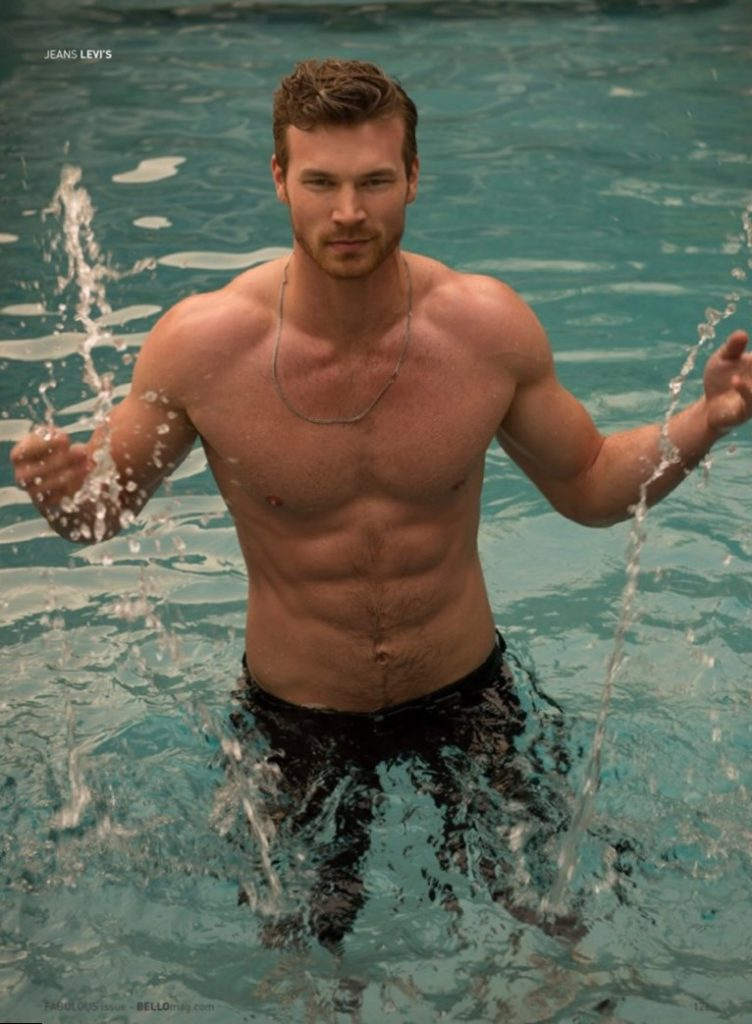 Derek Theler Height, Weight, Age