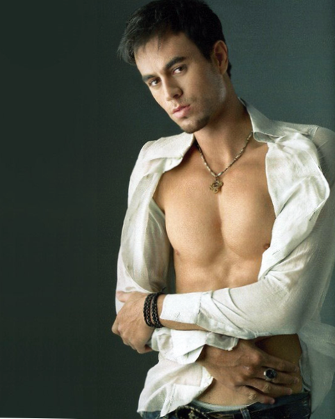 enrique iglesias height weight age body measurements
