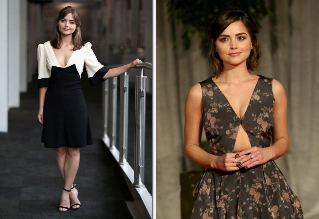 Jenna Coleman Height