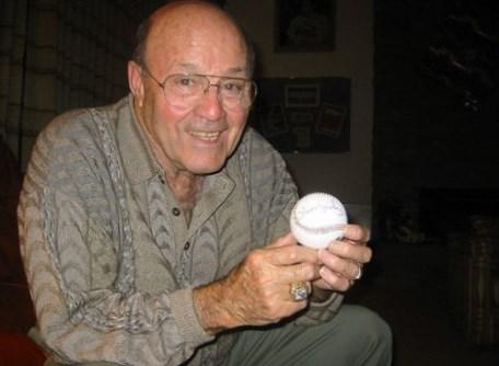 Joe Garagiola Sr. Body Measurement