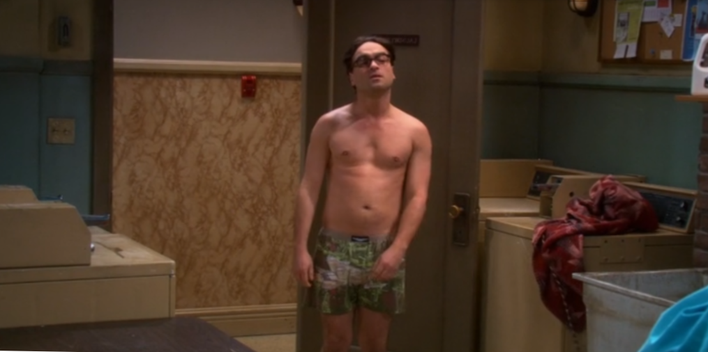 John Galecki Body Measurement