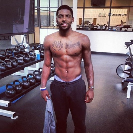 Kyrie Irving Body Measurement