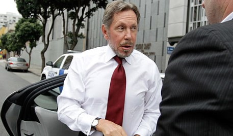 Larry Ellison Height, Weight, Age