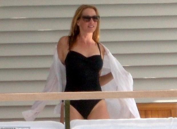 Laurene Powell Jobs Weight