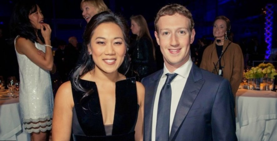 Mark Zuckerberg Family