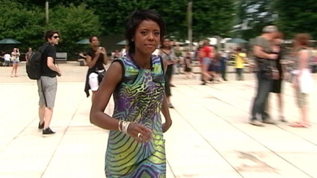 Mellody Hobson Body Measurement