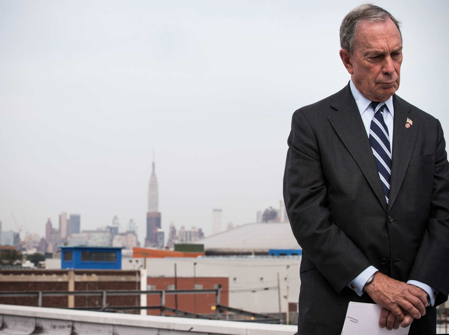 Michael Bloomberg Height, Weight, Age