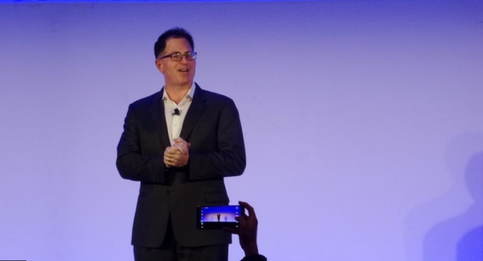 Michael Dell Weight