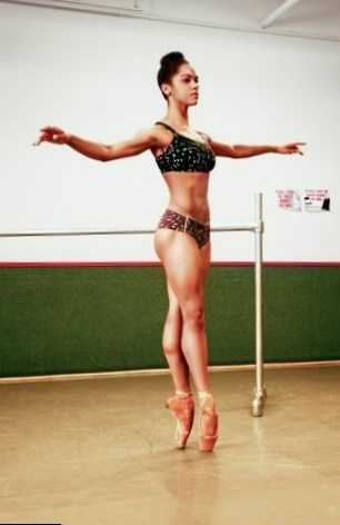 Misty Copeland Height, Weight, Age