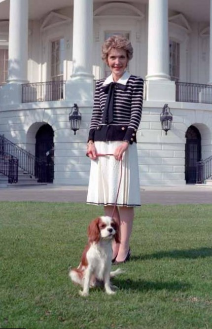 Nancy Reagan Height, Weight, Age