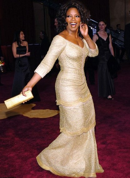 Oprah Winfrey Height, Weight, Age