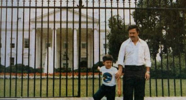 Pablo Escobar Children